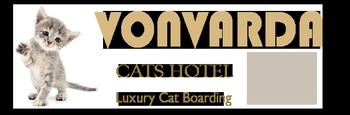 Vonvarda Cats Hotel logo